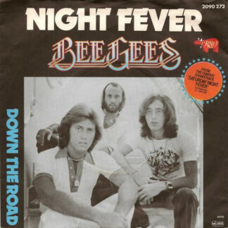 "Bee Gees - Night Fever (7"", Single, Inj)"