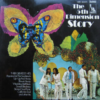 The 5th Dimension* - The 5th Dimension Story (2xLP, Comp, Gat)