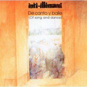 Inti-Illimani* - De Canto Y Baile (LP, Album)