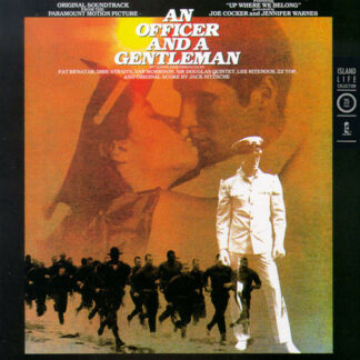 Various - An Officer And A Gentleman - Soundtrack (LP, Comp, RE)