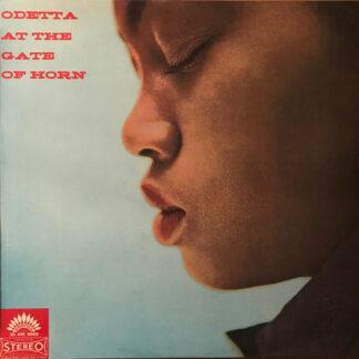 Odetta - At The Gate Of Horn (LP, Album)