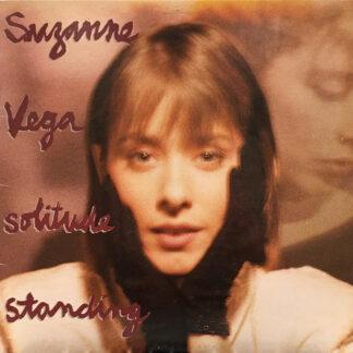 Suzanne Vega - Solitude Standing (LP, Album)