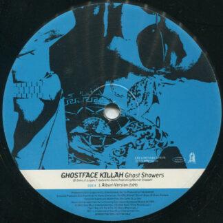 "Ghostface Killah - Ghost Showers (12"", Promo)"