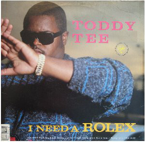 Toddy Tee / Domination (3) - I Need A Rolex / You Haven't Heard Nothing (12