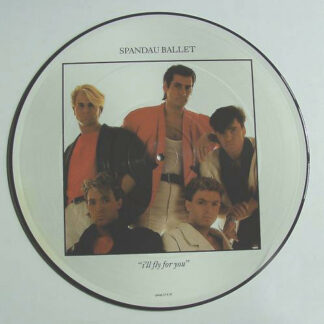 "Spandau Ballet - I'll Fly For You (12"", Pic)"