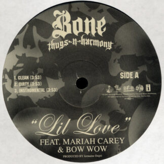 "Bone Thugs-N-Harmony - Lil Love / Candy Paint (12"", Promo)"