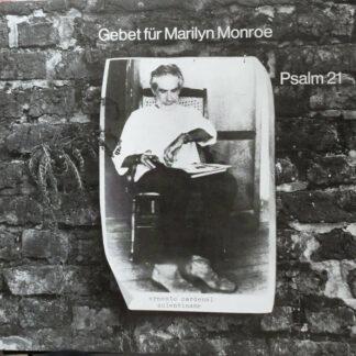 Ernesto Cardenal - Gebet Für Marilyn Monroe - Psalm 21 (LP, Album)