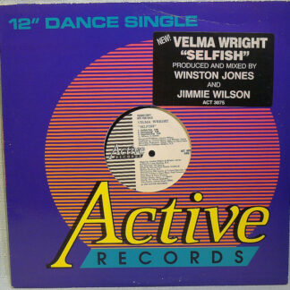 Velma Wright - Selfish (12