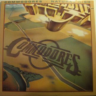 Commodores - Natural High (LP, Album, Sup)