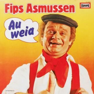 Fips Asmussen - Au Weia (LP, Album)