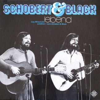 Schobert & Black - Lebend (2xLP, Album)