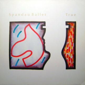 Spandau Ballet - True (LP, Album)