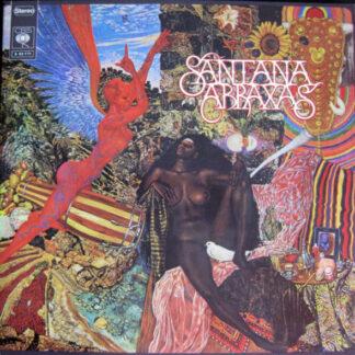 Santana - Abraxas (LP, Album, Club, Gat)