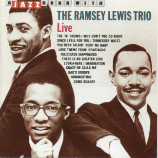 The Ramsey Lewis Trio - Live (CD, Comp)