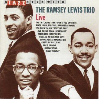 The Ramsey Lewis Trio - Live (CD, Comp)