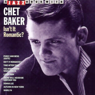 Chet Baker - Isn't It Romantic? (CD, Comp)