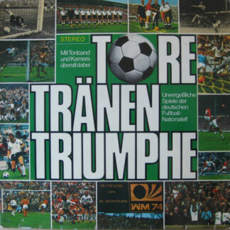 No Artist - Tore • Tränen • Triumphe (LP, Comp)