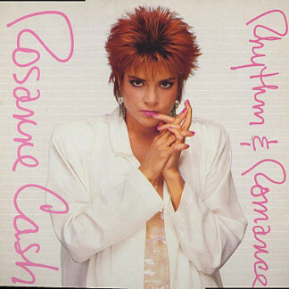 Rosanne Cash - Rhythm And Romance (LP, Album)