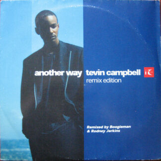 Tevin Campbell - Another Way Remix Edition (12