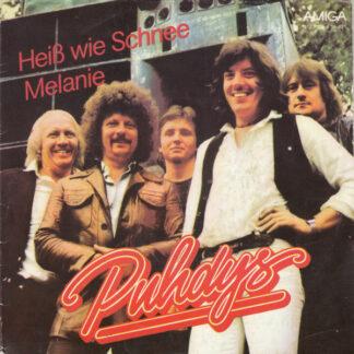 "Puhdys - Heiß Wie Schnee / Melanie (7"", Single)"