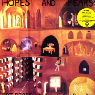 Art Bears - Hopes And Fears (LP, Album, Ltd, RE, 180)