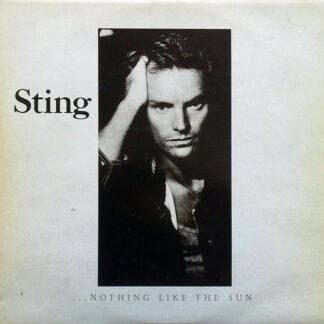 Sting - ...Nothing Like The Sun (2xLP, Album)