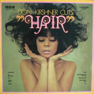 "The Don Kirshner Concept - Don Kirshner Cuts ""Hair"" (LP, Album, Dyn)"