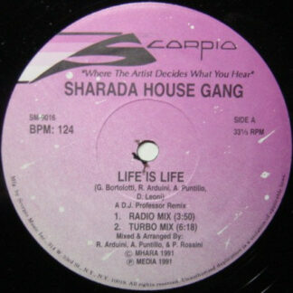 Sharada House Gang - Life Is Life (12