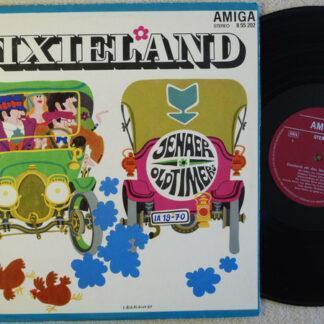 Jenaer Oldtimers - Dixieland (LP, Album)