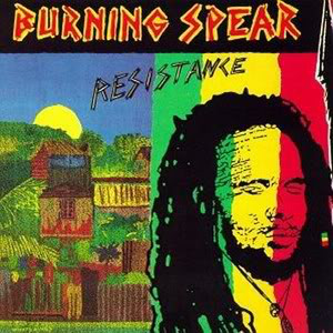 Burning Spear - Resistance (LP, Album)