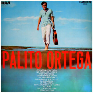 Palito Ortega - Corazón Contento (LP, Album)