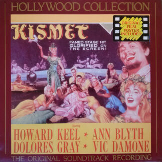 Various - Kismet - The Original Soundtrack Recording (LP, Mono)