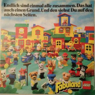 """Fabuland (2) - Fabuland (Flexi, 7"""", S/Sided)"""