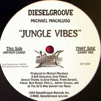 Mike Macaluso - Jungle Vibes (12