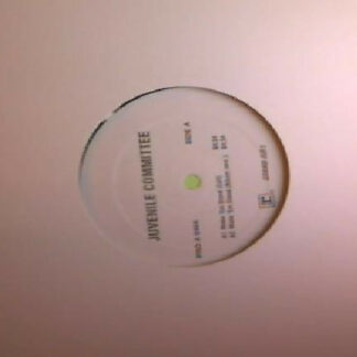 "Juvenile Committee - Make 'Em Stand / Juvenile Hall (12"", Promo)"