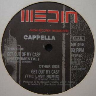 Cappella - Get Out Of My Case (Remix) (12