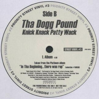 Tha Dogg Pound - Knick Knack Patty Wack (12