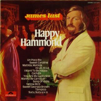 James Last - Happy Hammond (LP, Album)