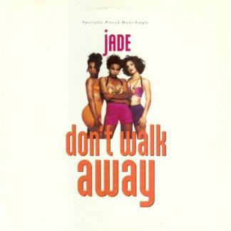 "Jade (3) - Don't Walk Away (12"", Maxi, Whi)"