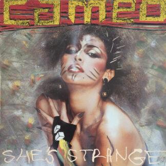 Cameo - She's Strange (LP, Album)