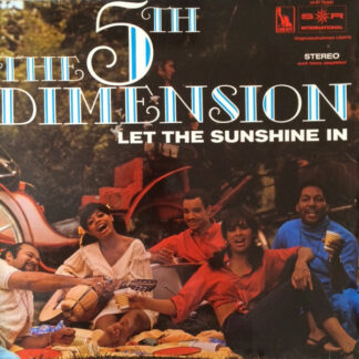The 5th Dimension* - Let The Sunshine In (LP, Comp)