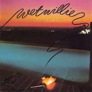 Wet Willie - Left Coast Live (LP, Album)