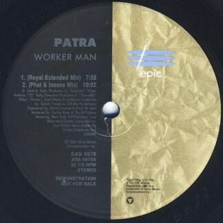 Patra - Worker Man (The Remixes) (12