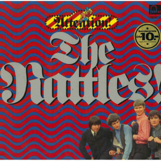 The Rattles - The Rattles! (LP, Comp)