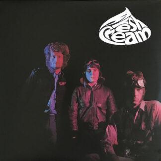 Cream (2) - Fresh Cream (LP, Album, RE, 140)