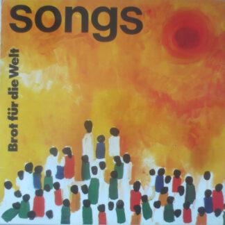 Bill Ramsey, Inge Brandenburg, Studio-Orchester Godorf* - Songs - Brot Für Die Welt (LP)