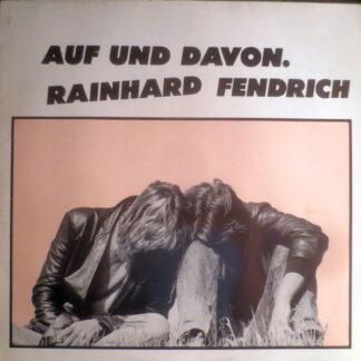 Rainhard Fendrich - Auf Und Davon. (LP, Album)