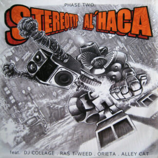 """Stereotyp Meets Al'Haca* - Phase Two (12"""")"""
