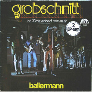 Grobschnitt - Ballermann (2xLP, Album, RE, Bla)