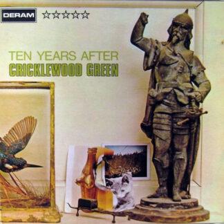 Ten Years After - Cricklewood Green (LP, Album, Gat)
